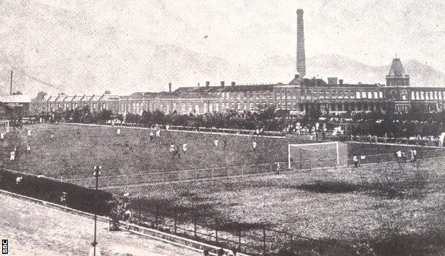 Bangu in 1906