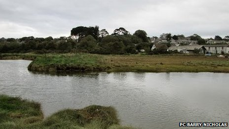Restronguet Creek, near Devoran