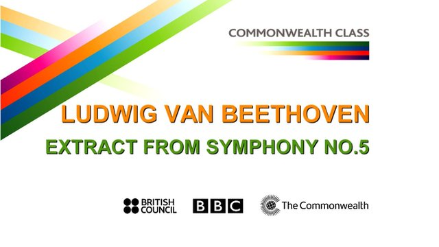 BBC SSO - Ludwig Van Beethoven extract from Symphony No.5