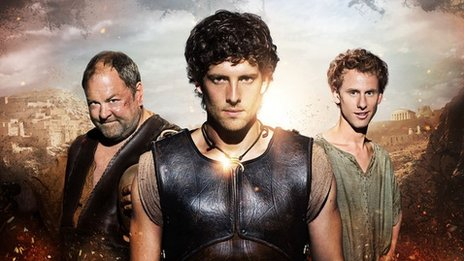 Atlantis cast