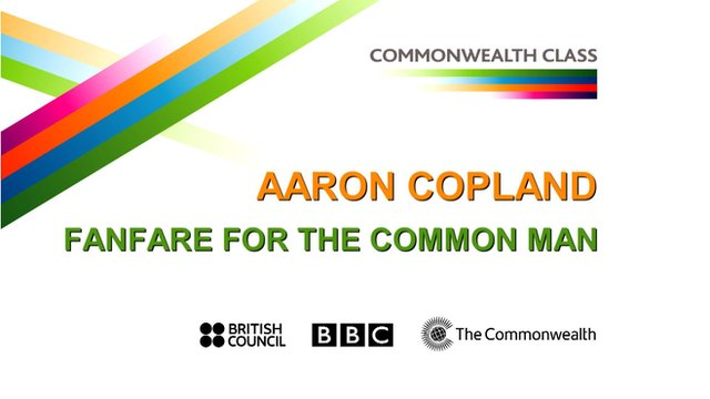 BBC SSO - Aaron Copland's Fanfare for the Common Man