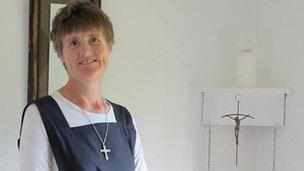 Rachel Denton, Roman Catholic hermit