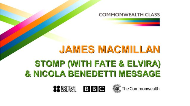 BBC SSO - James MacMillan's Stomp (with Fate & Elvira)