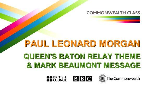 BBC SSO - Paul Leonard Morgan's Queen's Baton Relay Theme