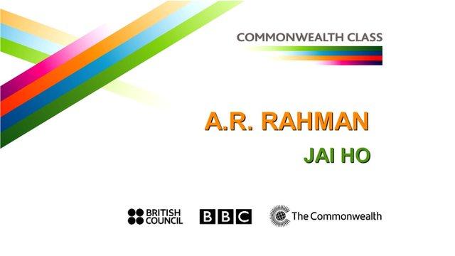 BBC SSO - A.R. Rahman's Jai Ho
