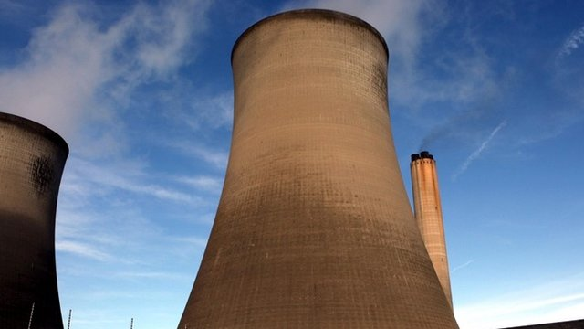 Didcot power station in 2009