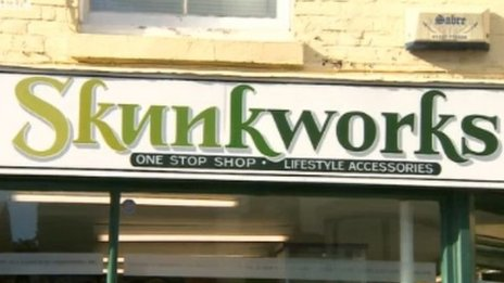 Skunkworks in Canterbury