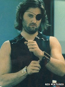 Kurt Russell and Snake Plissken