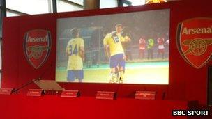 Arsenal AGM