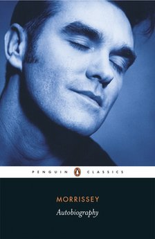 Morrissey Autobiography cover