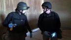 Inspectors hail progress in Syria