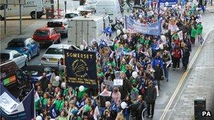 Bristol strike