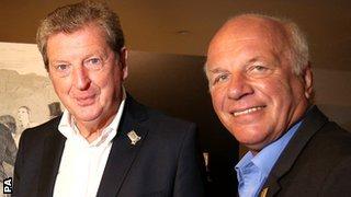 Roy Hodgson & Greg Dyke