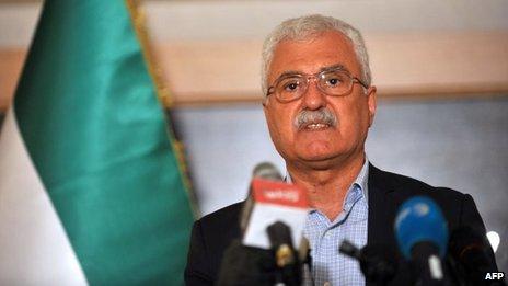 George Sabra (25 May 2013)