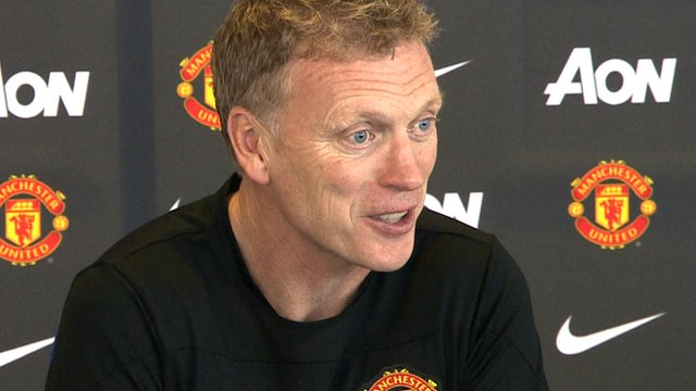 David Moyes discusses Wayne Rooney's recent good form