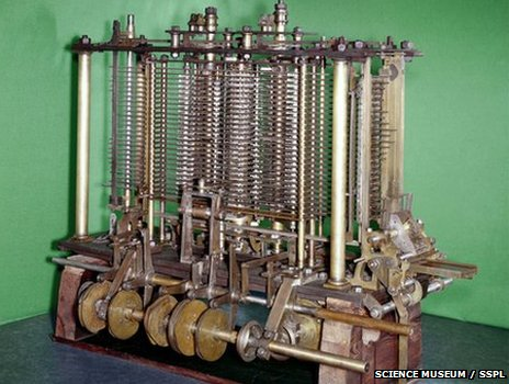 Babbage's analytical engine