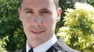 PC Alun Morgan
