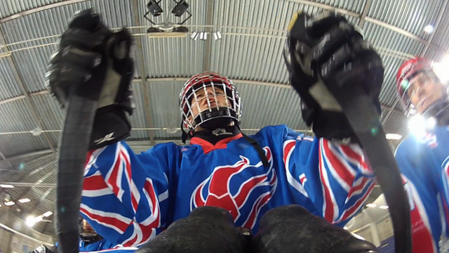 GB sledge hockey