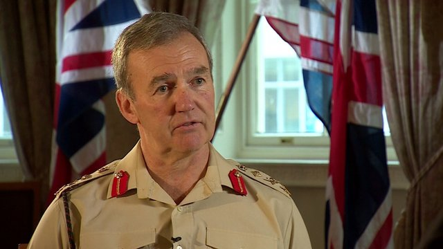 General Sir Nick Houghton