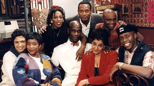 The Real McCoy cast