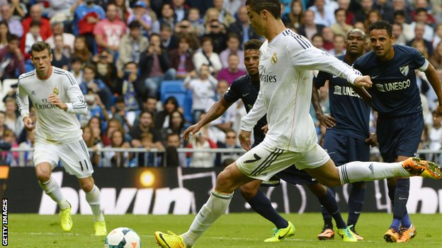 Malaga V Real Madrid Watch A Live Stream Of The La Liga Match