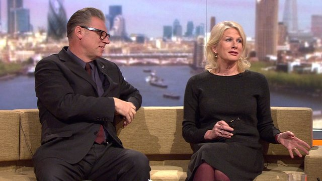 Mark Kermode and Ann Treneman on The Andrew Marr Show