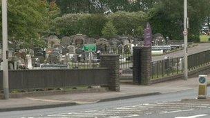 Carnmoney cemetery