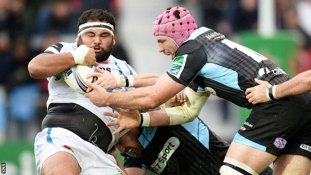 Glasgow Warriors v Exeter Chiefs