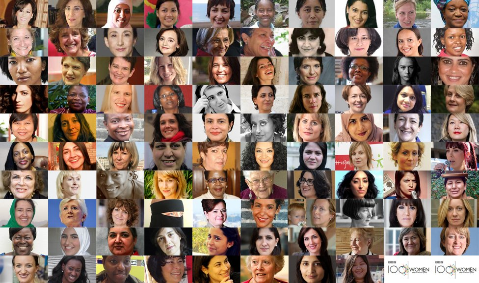 The BBC 100 Women