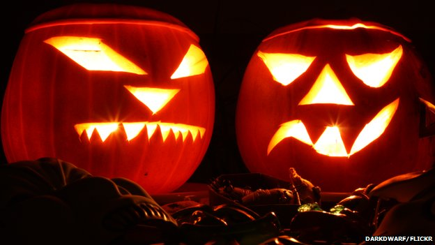 BBC Religion & Ethics - Halloween: Witches, old rites and modern fun