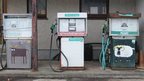 Petrol and diesel pumps