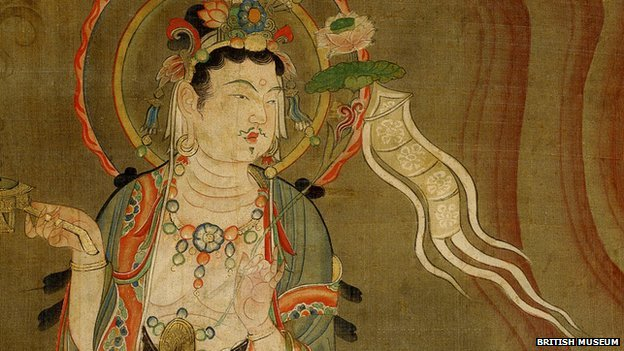 Bodhisattva as Guide of Souls