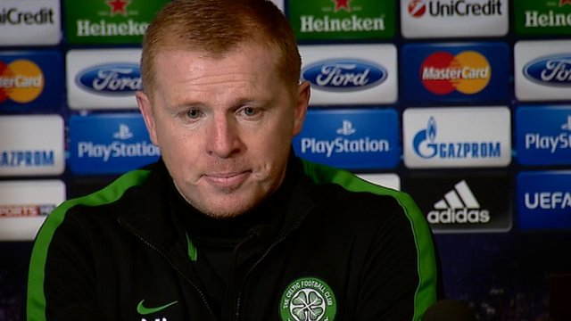 Interview - Celtic manager Neil Lennon