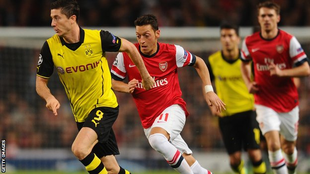 live ticker bvb arsenal