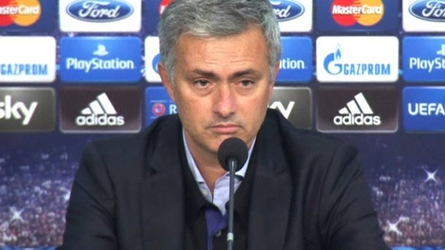 Jose Mourinho discusses Chelsea's 3-0 win at FC Schalke 04