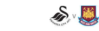 Swansea City v West Ham