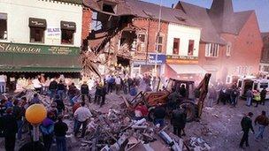 1993 Shankill bomb