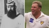 WG Grace and Shane Warne