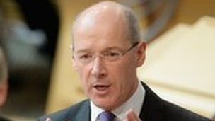 John Swinney MP