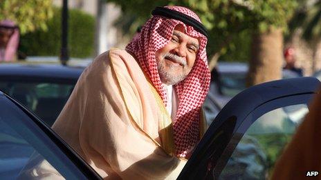 Prince Bandar bin Sultan