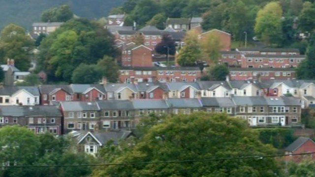 Torfaen is a pilot area for the Universal Credit system of benefit payments
