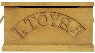 The toy box made by Hibba Toys