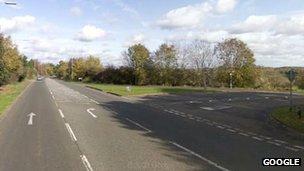 Northampton Road, Brackley