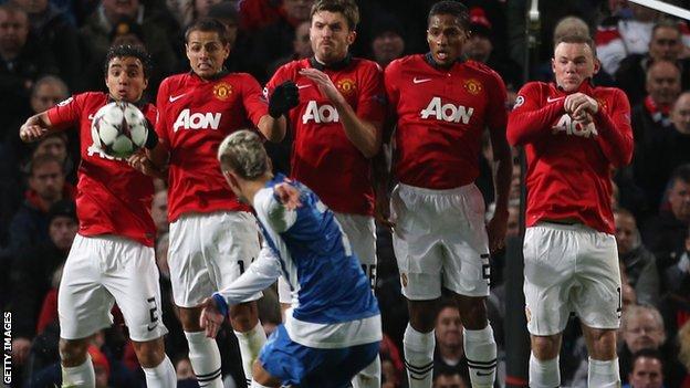 Manchester United v Real Sociedad