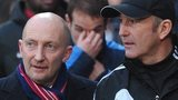 Tony Pulis and Ian Holloway