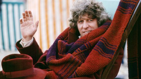 Tom Baker Leisure Hive