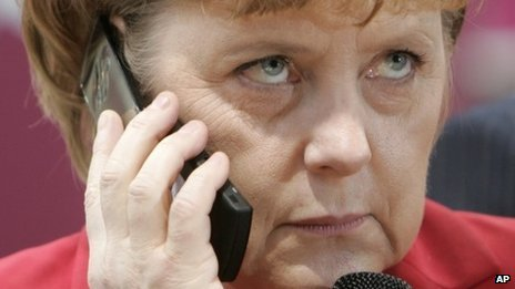 Angela Merkel (file picture)
