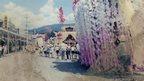 Ugoku Tanabata festival