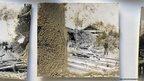 Prints salvaged from Rikuzentakata City Museum after the tsunami