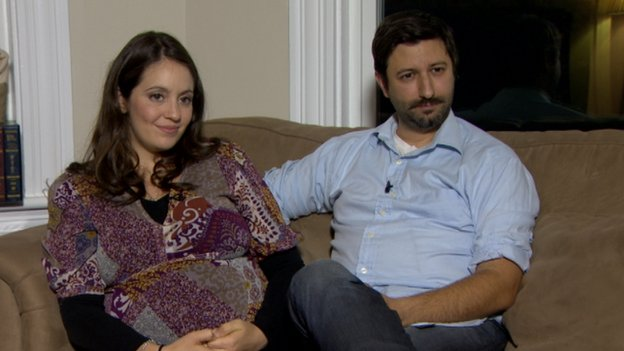 Sonia and Chris Tedeschi married a year after Megrahi was released from prison